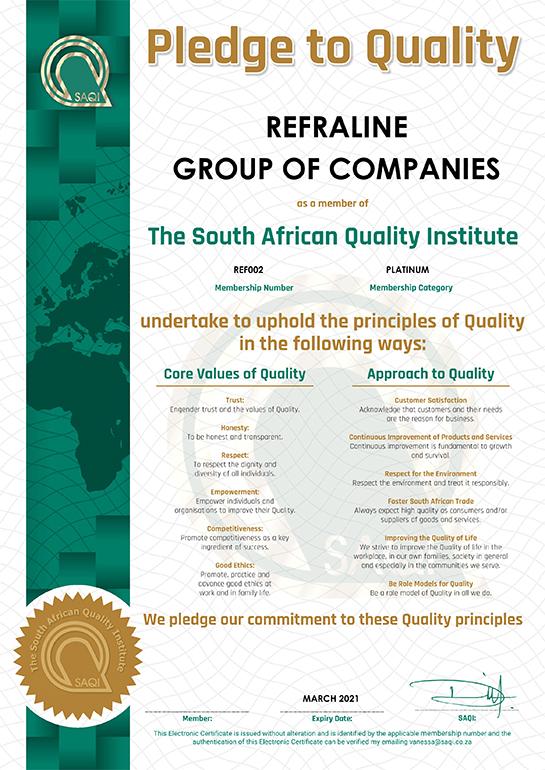 SAQI-Membership